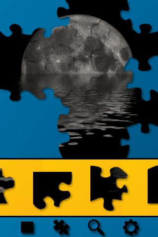 Screenshot Alli's Jigsaw Puzzle