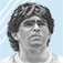 for Maradona