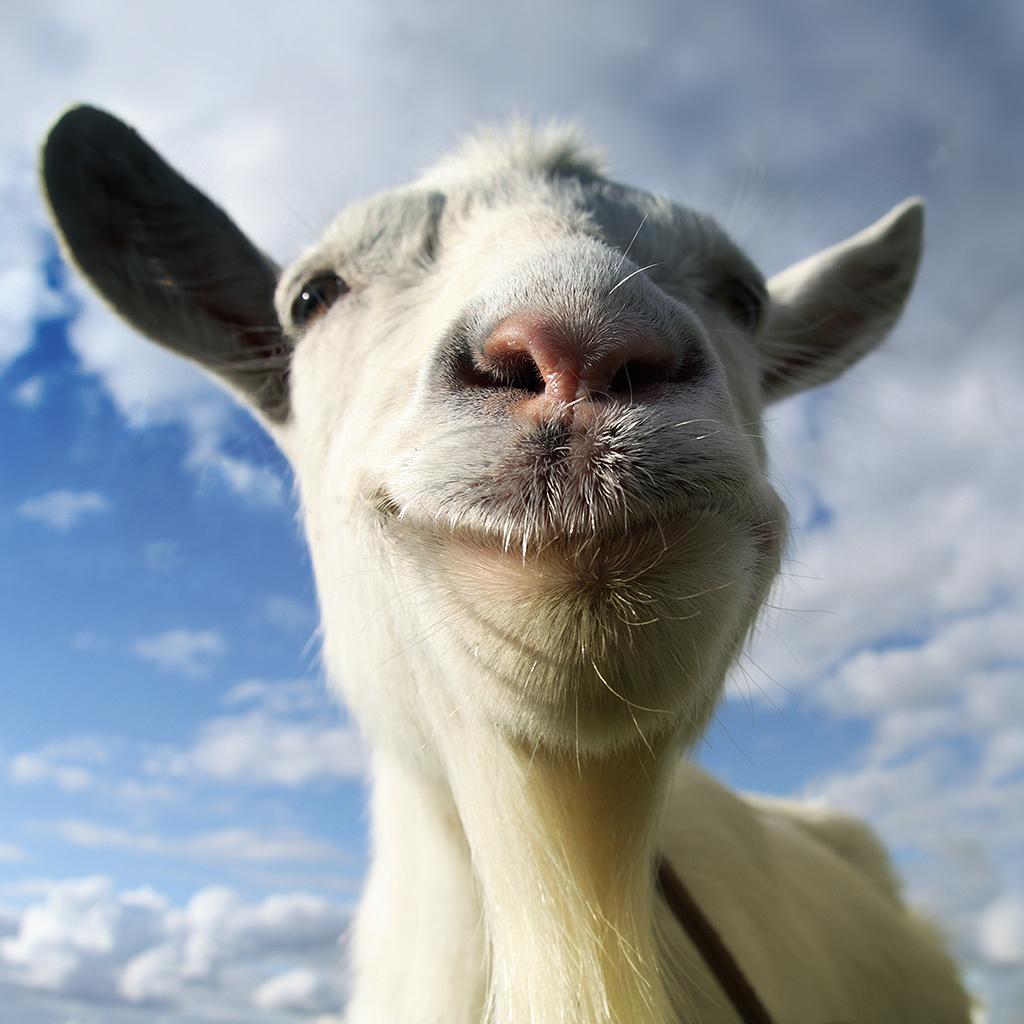 iPhone, iPad: »Goat Simulator«